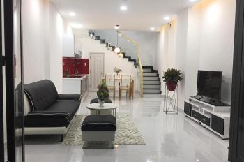 Mừng xuân Canh Tý bán rẻ nhà HXH 5m CMT8-Phạm Văn Hai (4x14m) 1T, 2L đẹp 100%, full nội thất