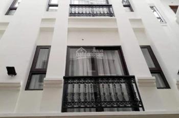 Bán nhà mới 5 tầng gần trường học Tân Mai 100m ra đường đôi Tân Mai vành đai 2,5 giá 2,65 tỷ