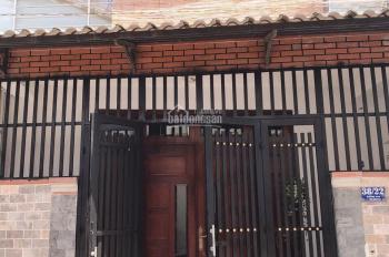 Bán nhà 1 trệt 1 lầu, đường lớn 494, Lê Văn Việt, P. TNPA, TC 53m2; 0372747802