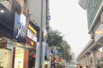 Bán gấp nhà mặt phố Quang Trung - Hà Đông, kinh doanh đỉnh, vỉa hè rộng. 50m2, MT 5m, 5,99 tỷ