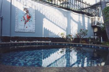 Cho thuê Biệt Thự xinh xắn nằm mặt tiền 6PN có hồ bơi baby gần biển giá 25TR/Tháng