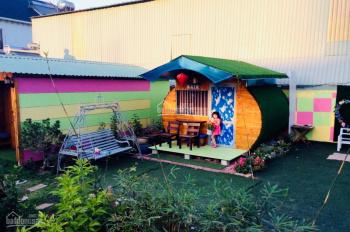 Cho thuê khu homestay Long Cung 11PN 1000m2 sân vườn rộng giá 25tr/tháng