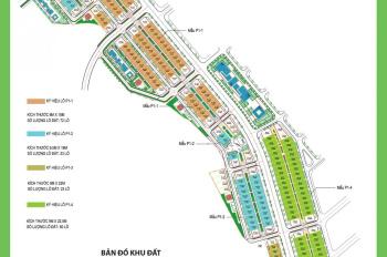Căn góc suất ngoại giao An Phú Shop Villa mặt đường 27 + 17,5m đơn lập. LH 0865.355.345