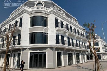Chuyển nhượng căn shophouse Vincom - Cẩm Phả, căn Góc đẹp, giá tốt.