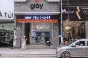 Với giá thuê này đã có ngay mặt bằng siêu đẹp phố Thái Thịnh?