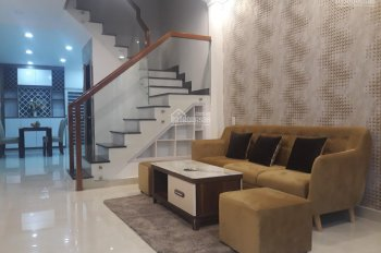 Cần vốn làm ăn nên bán nhà HXH Nguyễn Văn Luông, DT: 4,5x18m/ 6 tỷ