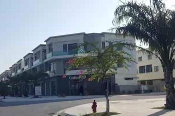 Cho thuê shophouse Vsip Centa Bắc Ninh 120m2, mặt tiền 6m, mặt đường Hữu Nghị 56m
