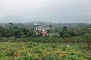 Bán đất Ba Vì Hà Nội 1800m2 có 300m2 đất ở, view cao, thoáng mát cách HN 50km giá rẻ 0962792687