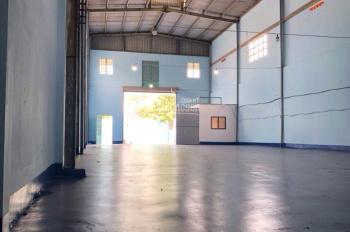Cho thuê kho diện tích 300m2 đường Minh Phụng, Quận 11, đường xe container bảo vệ 24/24