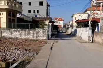 Bán lô đất mặt đường liên thôn đẹp nhất tại Hoa Động - Thủy Nguyên. LH: 0943.028.525