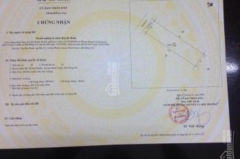 Bán lô TĐC Đại Phước, đường N5, ngay ngân hàng Vietinbank đi vào 200m, LH 0912566839