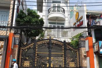 Bán nhà mặt tiền Nguyễn Chí Thanh, Phường 9, Quận 5. DT: 8x20m. Giá 28 tỷ TL