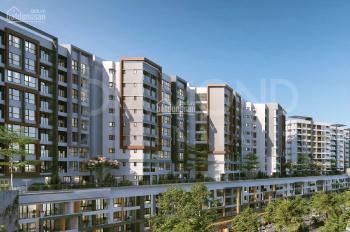 Cần bán gấp căn hộ khu Diamond Alnata giá thấp nhất thị trường, vị trí căn góc DT 85m2