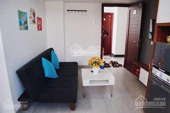Căn hộ studio 1PN 45m2 full nội thất mới, thang máy MT Nguyễn Cửu Vân, giáp Q. 1