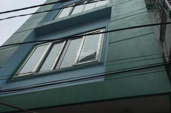 Bán nhà đường Ngô Quyền, nhà dân tự xây độc lập, 50m2x4Tx4PN, giá thương lượng 3.2 tỷ