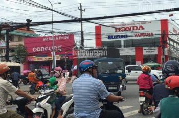 Bán gấp lô đất MT Bình Chuẩn 42, TT Thuận An, SHR, thổ cư 100%, giá 360 triệu/80m2, 0768449697