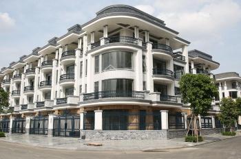 Nhà thô hoàn thiện mặt ngoài 5x20m, 5x21m, 5x23m, 7x20m, 7x22m Vạn Phúc Riverside giá 10 tỷ/căn