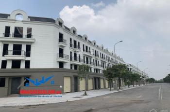 Hàng hiếm 90m2 view hồ hướng Đông Nam khu nhà phố Hải Phát, Trâu Quỳ, Gia Lâm. LH 097.141.3456
