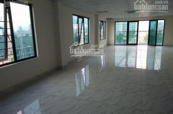 Cho thuê văn phòng 45m2, 72m2 và 150m2, mặt đường Nguyễn Xiển, Thanh Xuân