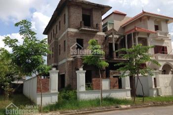 Bán gấp lô BT Hoa Phượng rẻ nhất khu Thiên Đường Bảo Sơn DT 300m2 hướng Đông, đã có nhà xây thô