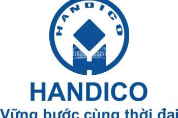 Phòng KD Handico mở bán đợt cuối, dự án A10 Nam Trung Yên, DT 65m2, 72m2, 87m2, 100m2 giá ưu đãi