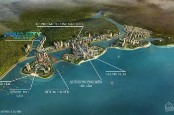 BÁN SHOPTEL - mặt biển HẠ LONG sở hữu lâu dài, bán đảo 1 khu đô thị HẠ LONG marina.