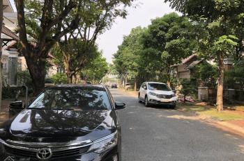 Cho thuê biệt thự KDC Nam Long Trần Trọng Cung q7, DT 16x24m trệt 2 lầu giá 35tr/th, LH 0964584659