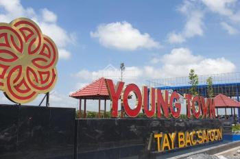 Bán lô đất suất nội bộ dự án Young Town của Thắng Lợi giá chỉ 620 triệu/105m2