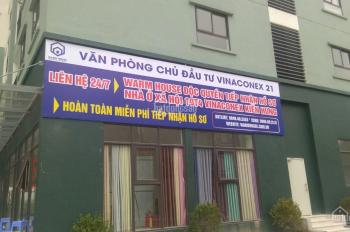 Cần bán nhanh 1 em kiot thương mại chung cư Lucky House Kiến Hưng - trực tiếp CĐT Vinaconex 21