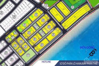 Chính chủ cần bán các lô đất nền view biển dự án Hamubay Phan Thiết, Bình Thuận