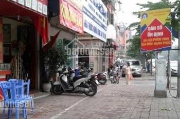 Bán nhà mặt phố Tây Sơn, Đống Đa - chỉ 190 tr/m2. LH: 0855.996.269