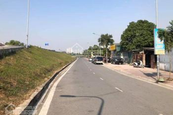 Mặt phố vĩa hè rộng, kinh doanh, ô tô. Bát khối, Long Biên.