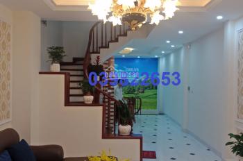 Nhà xây mới 50m2*5T*4PN kinh doanh tốt, full nội thất ngay tòa Victoria Văn Phú 0968449297