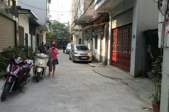 Cc bán nhà 2T trong ngõ đường Thanh Bình, Mỗ Lao HĐ HN, ô tô vào, KD VP tốt. LH 0989012485
