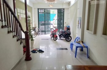 Bán nhà phân lô Ngoại Giao Đoàn, Nguyễn Khánh Toàn 60m2 * 5T ô tô tránh, giá 7.6 tỷ