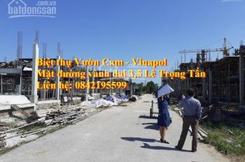 Tư vấn dự án Vườn Cam Vinapol mặt đường Vành đai 3.5 Vân Canh, Hoài Đức, 0869601275