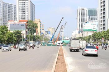 Cần bán gấp trước Tết, mặt phố Minh Khai 160m2 x 3 tầng x 9.2m mặt tiền, sổ vuông, vỉa hè 5m 23 tỷ