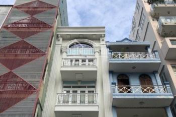 Bán gấp nhà Hẻm xe hơi 8m số 345 Trần Hưng Đạo Q1 DT:7x5m 4 tầng mới ở ngày , công nhận đủ k LG