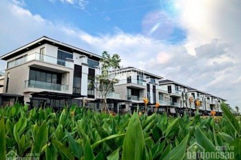 Bán gấp biệt thự song lập Lavila, Kiến Á, nhà thô, 2 lầu, giá 17.8 tỷ mới 100% call 0977771919