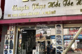 Cho thuê nhà nguyên căn mặt tiền kinh doanh ngã tư Huỳnh Tấn Phát giao với Phạm Hữu Lầu