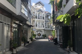 Bán nhà 3.5 lầu, HXH Lê Đức Thọ Gò Vấp, DT 4x18.4m giá 5.3 tỷ, LH 094 882 5225