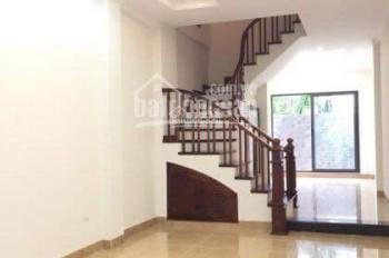 Bán nhà pl Trung Kính,Trung Hòa DT50m2x5 tầng, 3 mặt thoáng, cách phố 40m ,5.3tỷ