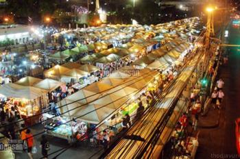 Đất mặt tiền chợ đêm Hiệp Phước, đường Huỳnh Văn Nghệ(LG30m) DT 7x21 giá 50tr/m2 thuận tiện KD