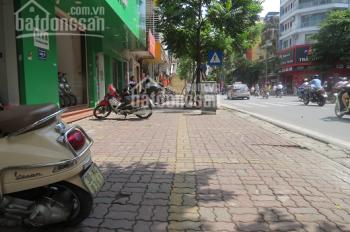 Hot nhất mặt phố Trần Khát Chân 70m2 x2,5 tầng, mặt tiền 7m, giá thuê 60tr/th, LH 0967913189