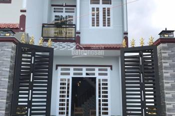 Bán nhà đang cho thuê trung tâm quận 12 , 1T1L  DT 75m2 Giá 1.3 tỷ , Hẻm 7m Sổ hồng riêng