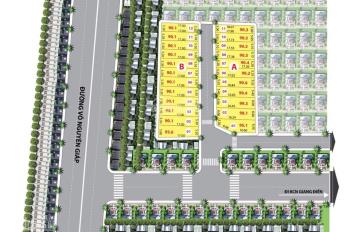 Duy nhất 26 nền dự án Bình Minh, DT 100m2, giá 320tr, XDTD, bao xây dựng, LH 0987931215