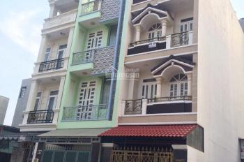 Bán nhà hẻm 9m 57 Tô Hiệu F Hiệp Tân Tân Phú 4x16m(diện tích sàn 199.6m2) 3 lầu mới giá 8,1 tỷ TL
