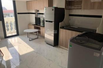 Căn hộ mini cao cấp full nội thất, cách công viên phần mềm Quang Trung 1km