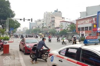 Bán nhà MP Nguyễn Văn Cừ, ngã tư KD sầm uất, vỉa hè rộng, DT 85m2, mặt tiền 8m, giá 23 tỷ có giảm