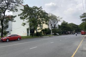 Cần tiền đáo hạn ngân hàng bán gấp lô đất mặt tiền đường Tân Phú, PMH, Q7, DT 108m2 LH: 0919 582486